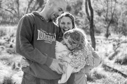 candid-bush-family-photograph