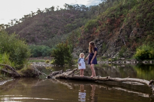 mother-and-daughter-in-a-river
